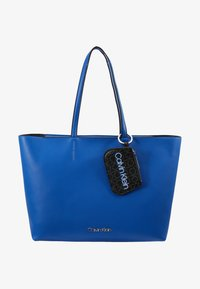 Calvin Klein - MUST SHOPPER SET - Kabelka - blue - 5