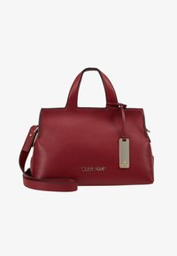 Calvin Klein - NEAT MED TOTE - Sac à main - red - 6