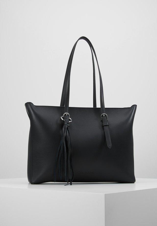 FRINGE - Handtasche - black