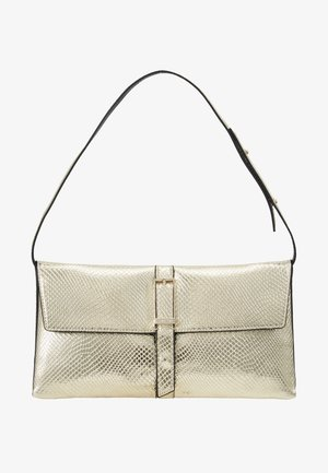 WINGED SHOULDER BAG - Handtasche - beige