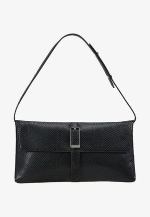 WINGED SHOULDER BAG - Handbag - black
