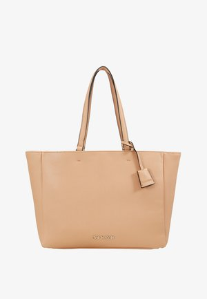 TASK - Shopper - brown