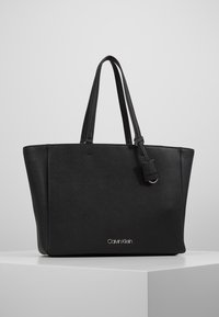 Calvin Klein - TASK - Velká kabelka - black - 0