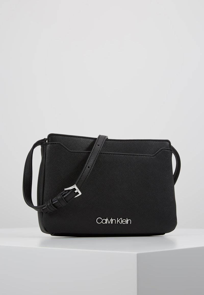 Calvin Klein - TASK XBODY - Bandolera - black