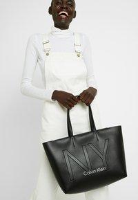 Calvin Klein - MUST - Shopping Bag - black - 1