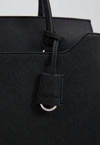 Calvin Klein - CK TASK TOTE - Kabelka - black - 6
