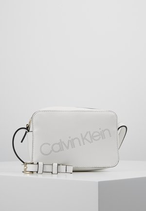 MUST CAMERABAG - Schoudertas - white