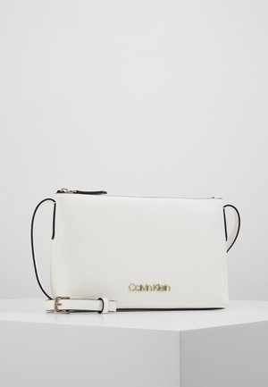 NEAT CROSSBODY - Schoudertas - white