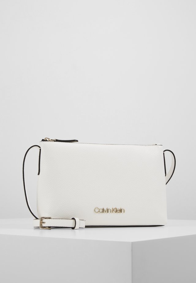 NEAT CROSSBODY - Bandolera - white