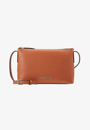 NEAT CROSSBODY - Borsa a tracolla - brown