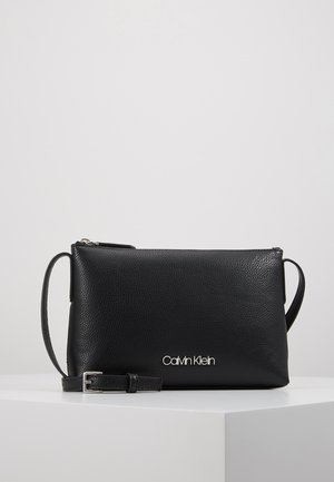NEAT CROSSBODY - Sac bandoulière - black