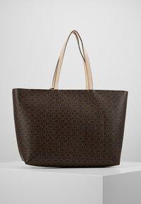 Calvin Klein - MONO  - Handbag - brown - 3