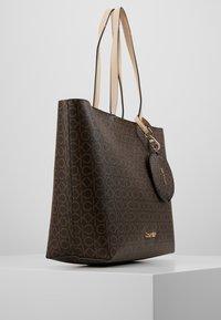 Calvin Klein - MONO  - Handbag - brown - 4