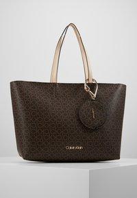 Calvin Klein - MONO  - Handtasche - brown - 0