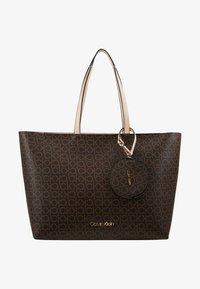 Calvin Klein - MONO  - Handtasche - brown - 1