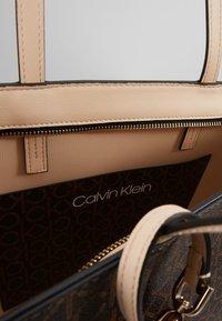 Calvin Klein - MONO  - Handbag - brown - 5