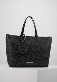 Calvin Klein - MONO  - Torebka - black - 0