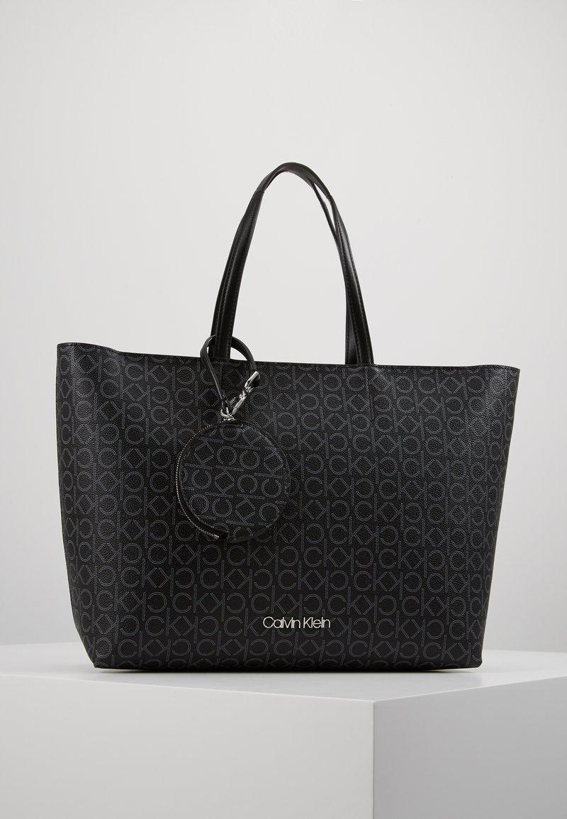 Calvin Klein - MONO  - Torebka - black