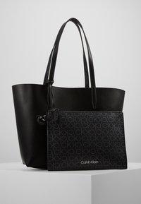 Calvin Klein - MONO  SET - Handbag - black - 6