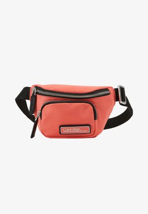 PRIMARY MINI WAISTBAG - Riñonera - red