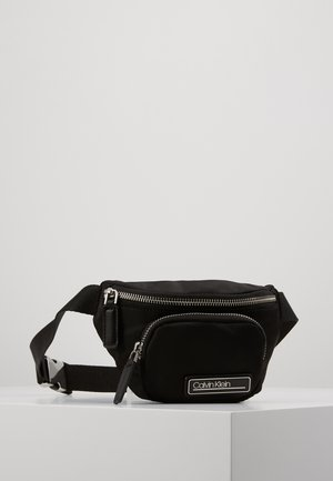 PRIMARY MINI WAISTBAG - Bum bag - black