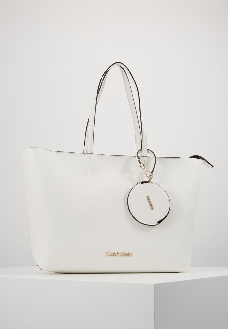 Calvin Klein - MUST SET - Tote bag - white