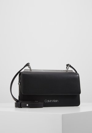 ADVANCED CROSSBODY - Umhängetasche - black