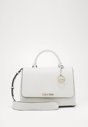 SIDED TOP HANDLE - Borsa a mano - white