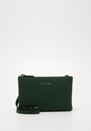 EVERYDAY DUO CROSSBODY - Umhängetasche - green