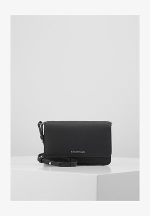 MUST CROSSBODY - Portefeuille - black