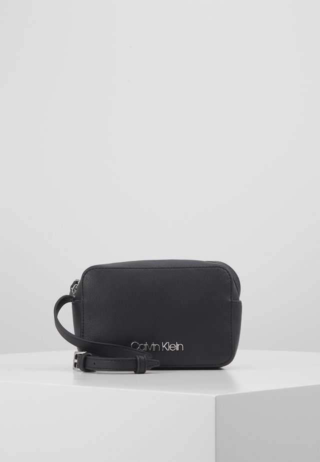 MUST CAMERA BAG - Sac bandoulière - black