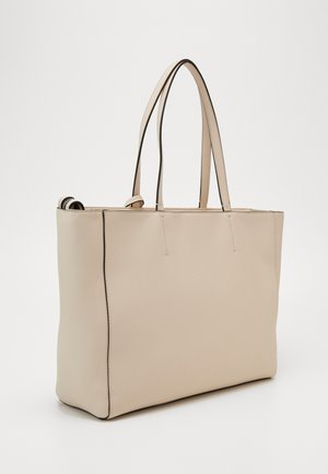 MUST SHOPPER SET - Shopping Bag - beige