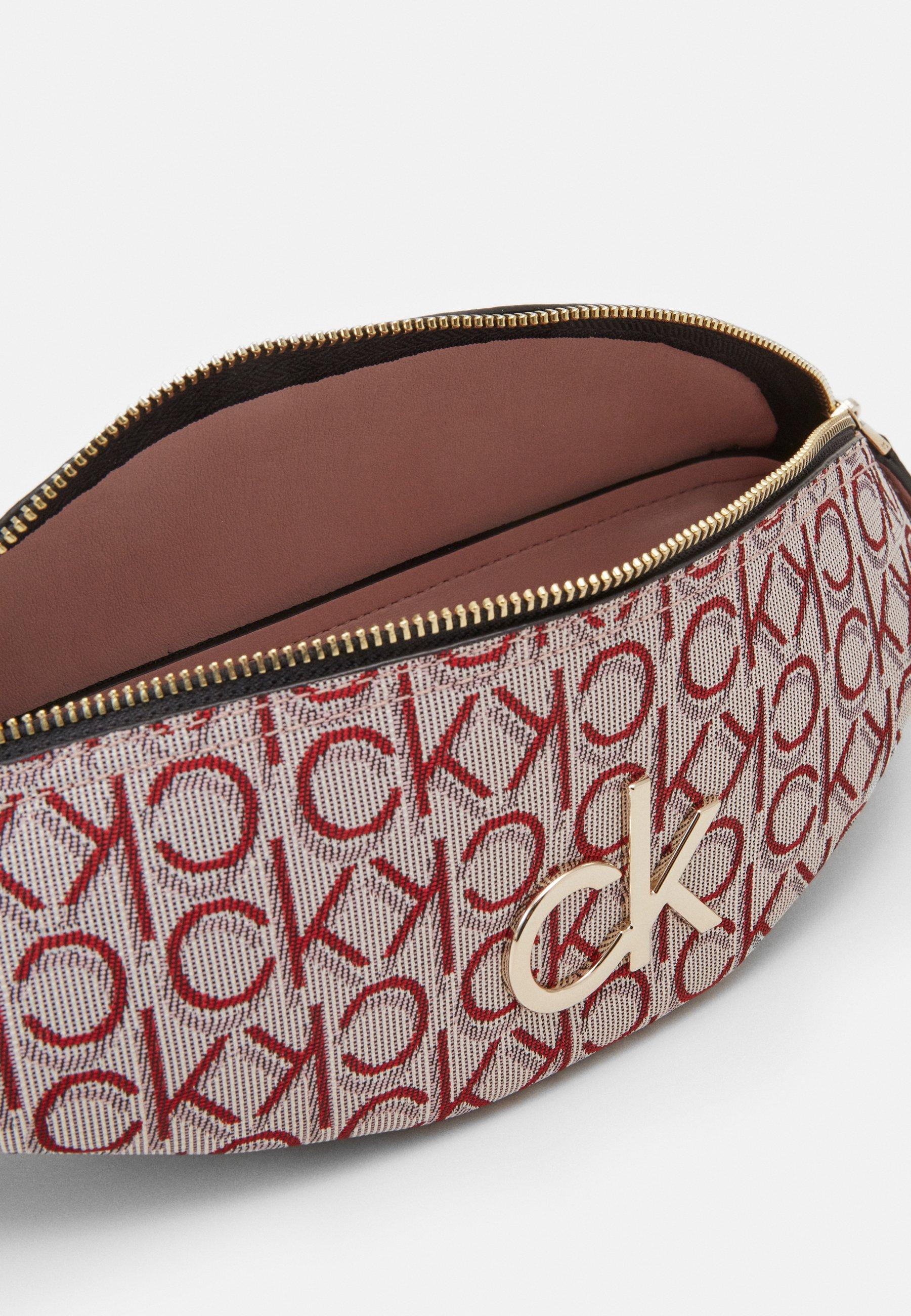 Calvin Klein RE LOCK WAISTBAG - Marsupio - pink NE7Vmuya