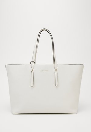 EVERYDAY SHOPPER OPEN SET - Tote bag - white