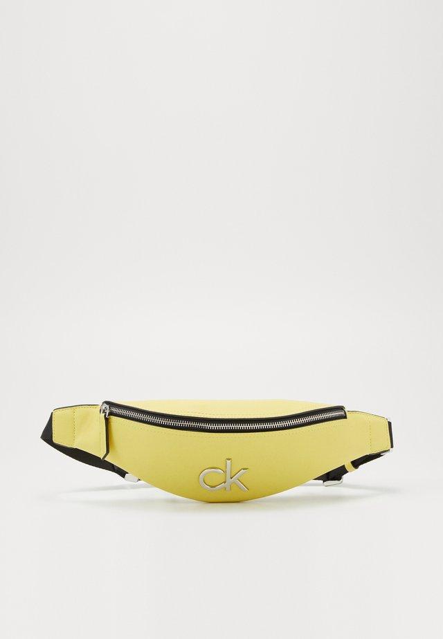 RE-LOCK WAISTBAG - Bæltetasker - yellow