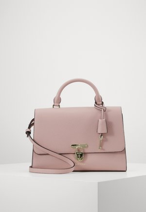 DRESSED BUSINESS TOP HANDLE - Bolso de mano - light pink