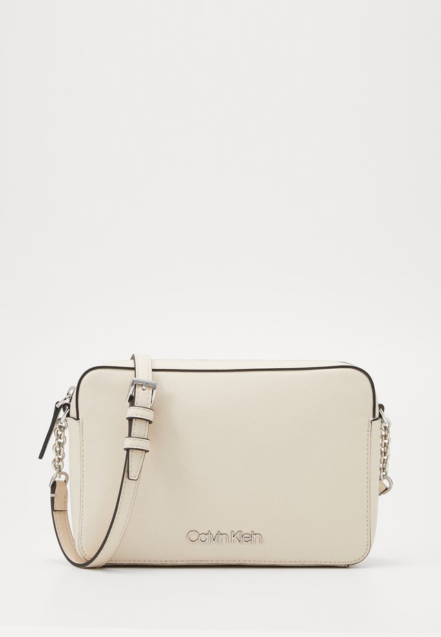 MUST CROSSBODY - Schoudertas - beige