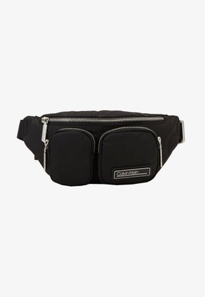 PRIMARY WAISTBAG - Sac banane - black