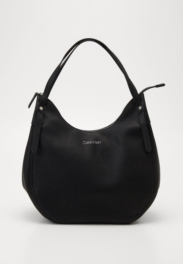 EVERYDAY HOBO - Handtasche - black