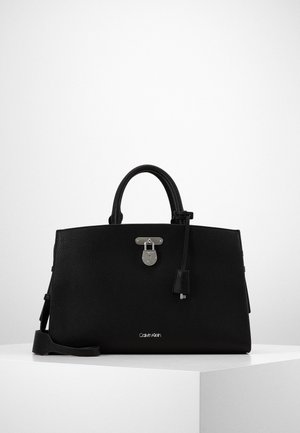 DRESSED BUSINESS TOTE  - Handbag - black
