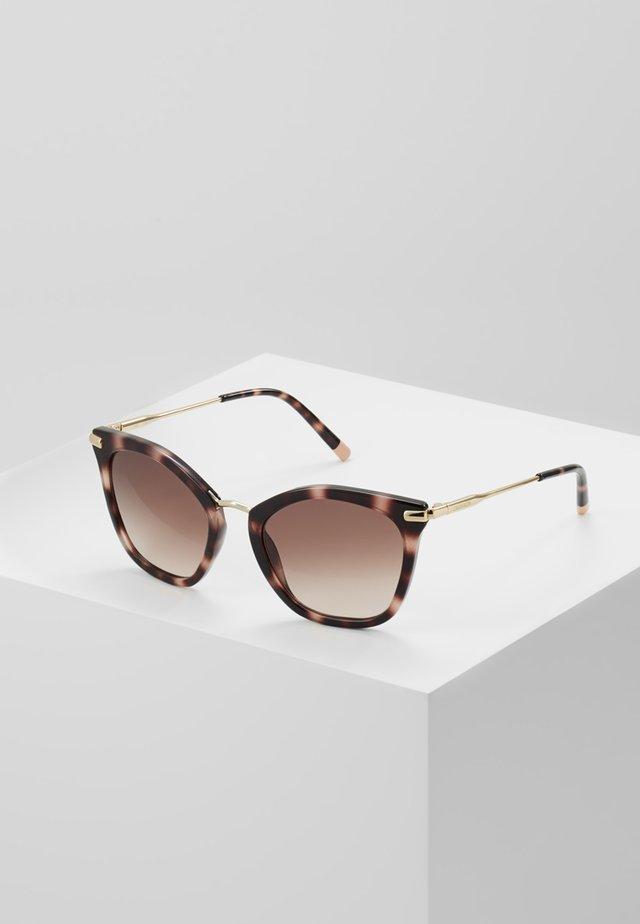 Sunglasses - rose/havana