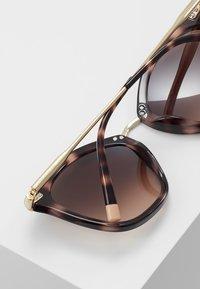 Calvin Klein - Sluneční brýle - rose/havana - 4