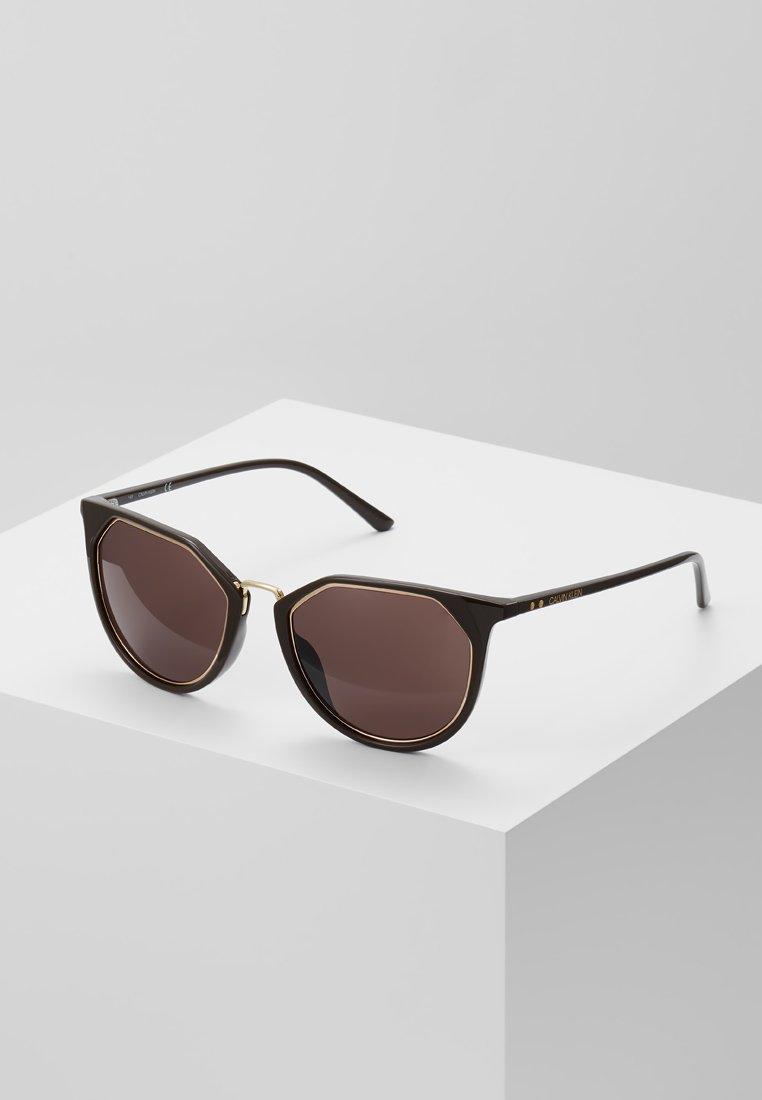 Calvin Klein - Sunglasses - dark brown