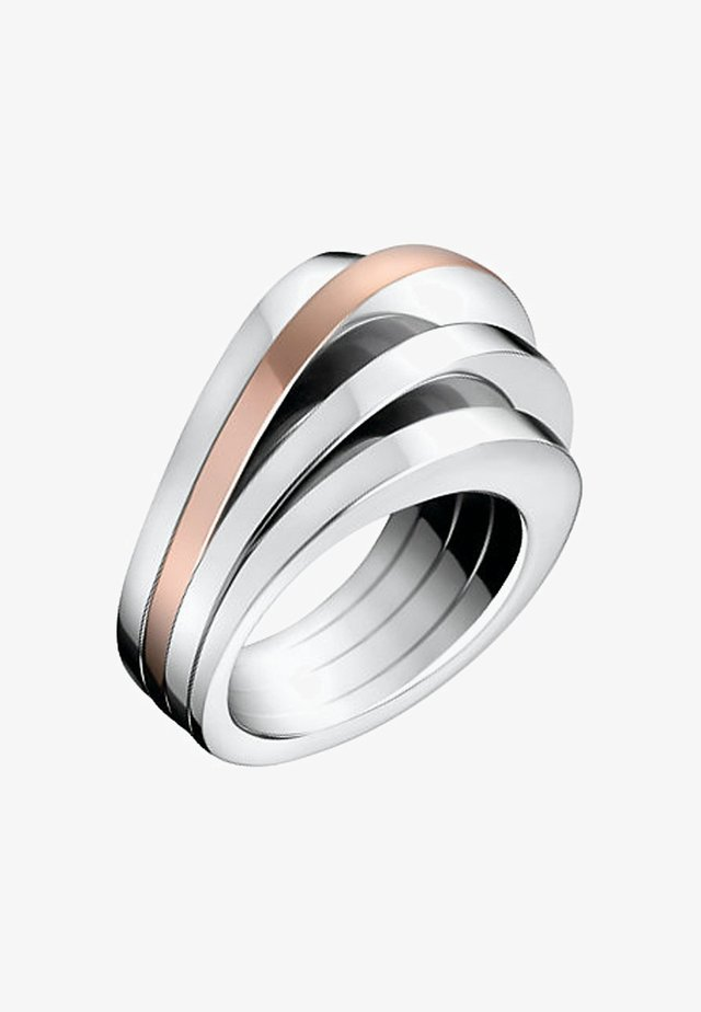 BREATHE   - Ring - silber-coloured