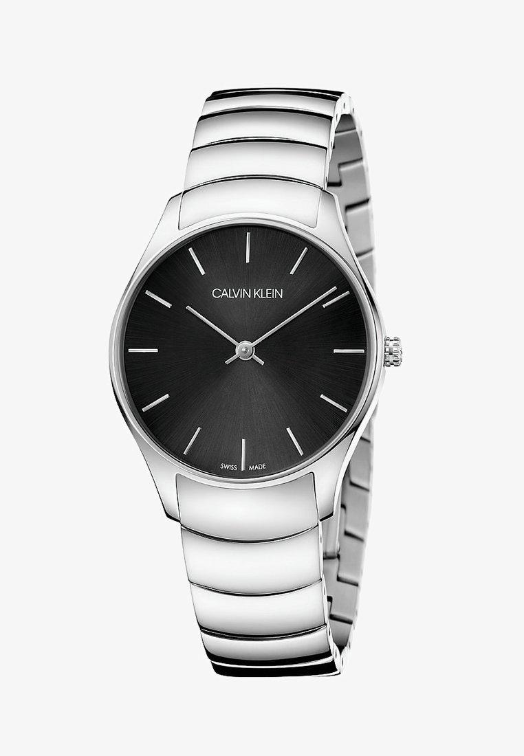 Calvin Klein - Uhr - silver coloured