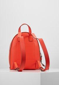Calvin Klein - STRIDE BACKPACK - Rygsække - orange - 2