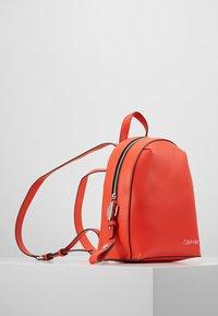 Calvin Klein - STRIDE BACKPACK - Rygsække - orange - 3