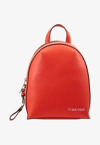 Calvin Klein - STRIDE BACKPACK - Rygsække - orange - 5