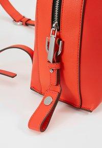 Calvin Klein - STRIDE BACKPACK - Rygsække - orange - 6