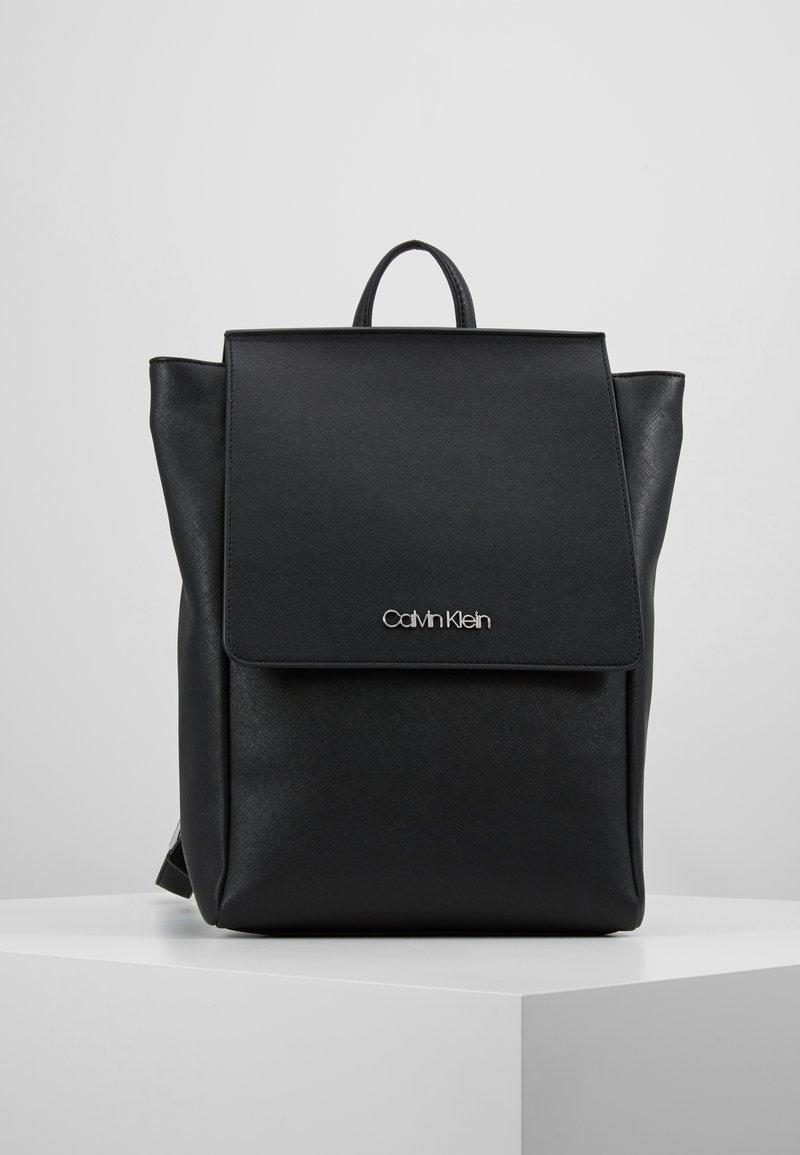 Calvin Klein - TASK BACKPACK - Tagesrucksack - black